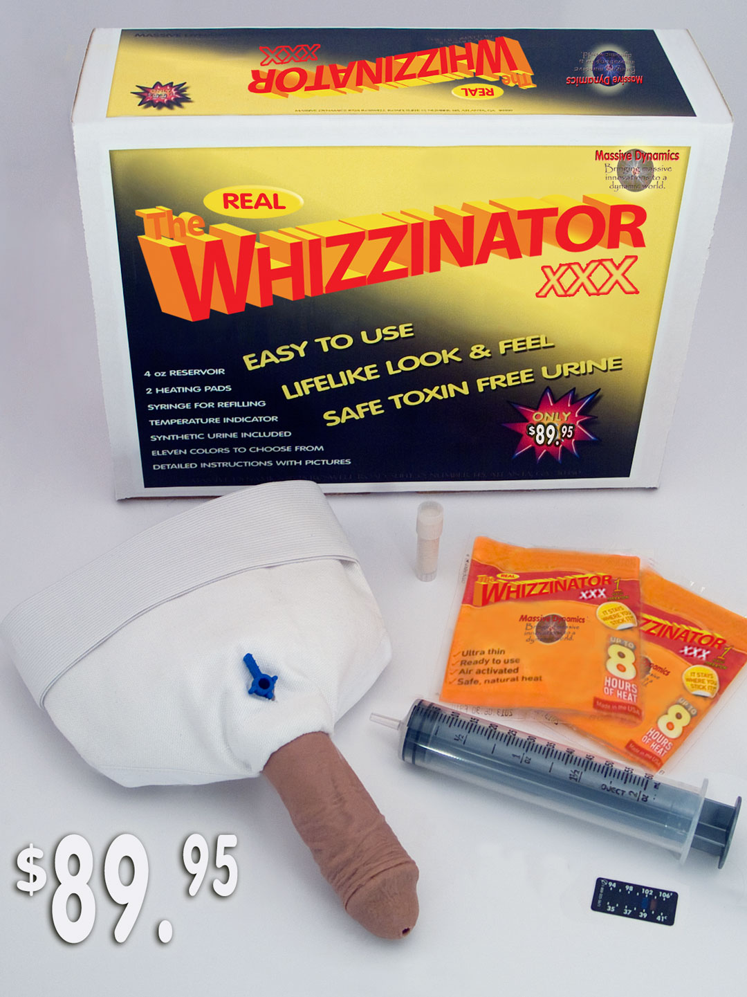Important Things to Note When Buying a Whizzinator